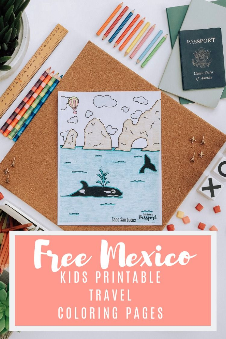 Free Kids Mexico Coloring Pages Coloring Pages Business For