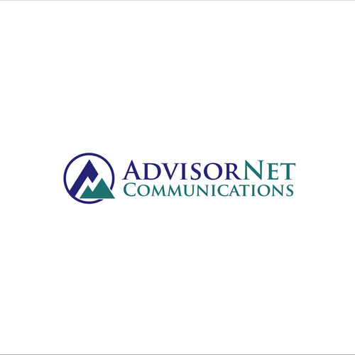 Advisornet Communications Create A Modern Professional Logo For