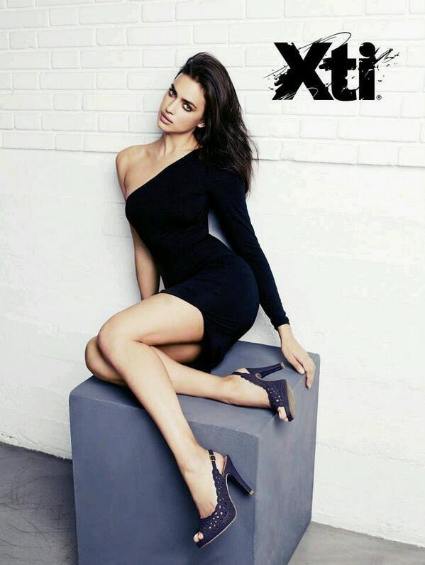 Irina Shayk theirishayk for Xti SpringSummer  Fashion uk