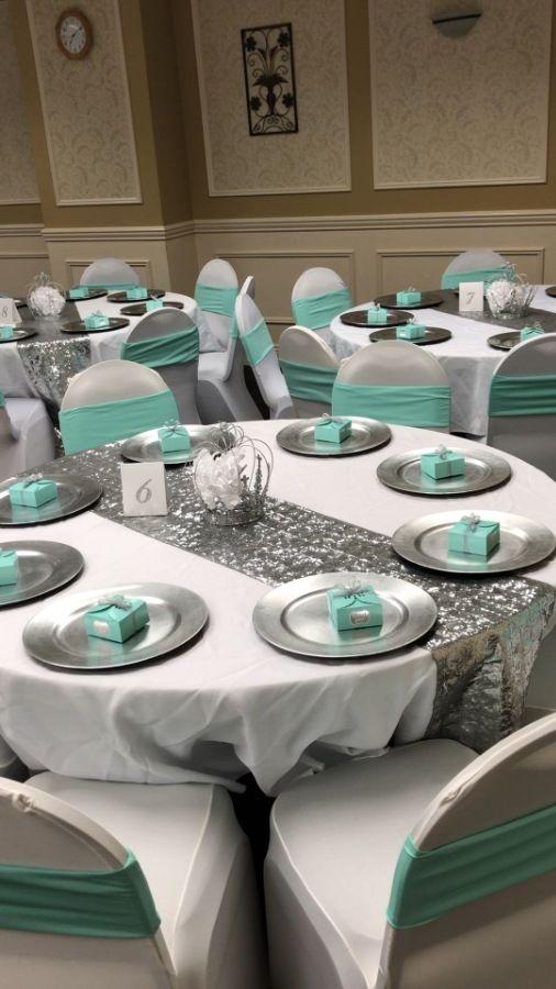Tiffany Blue Table And Chair Decor Hercrochet Com Tiffany Blue