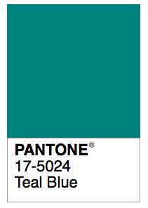 Teal Blue Pantone Pantone Colour Palettes Vintage Colour Palette