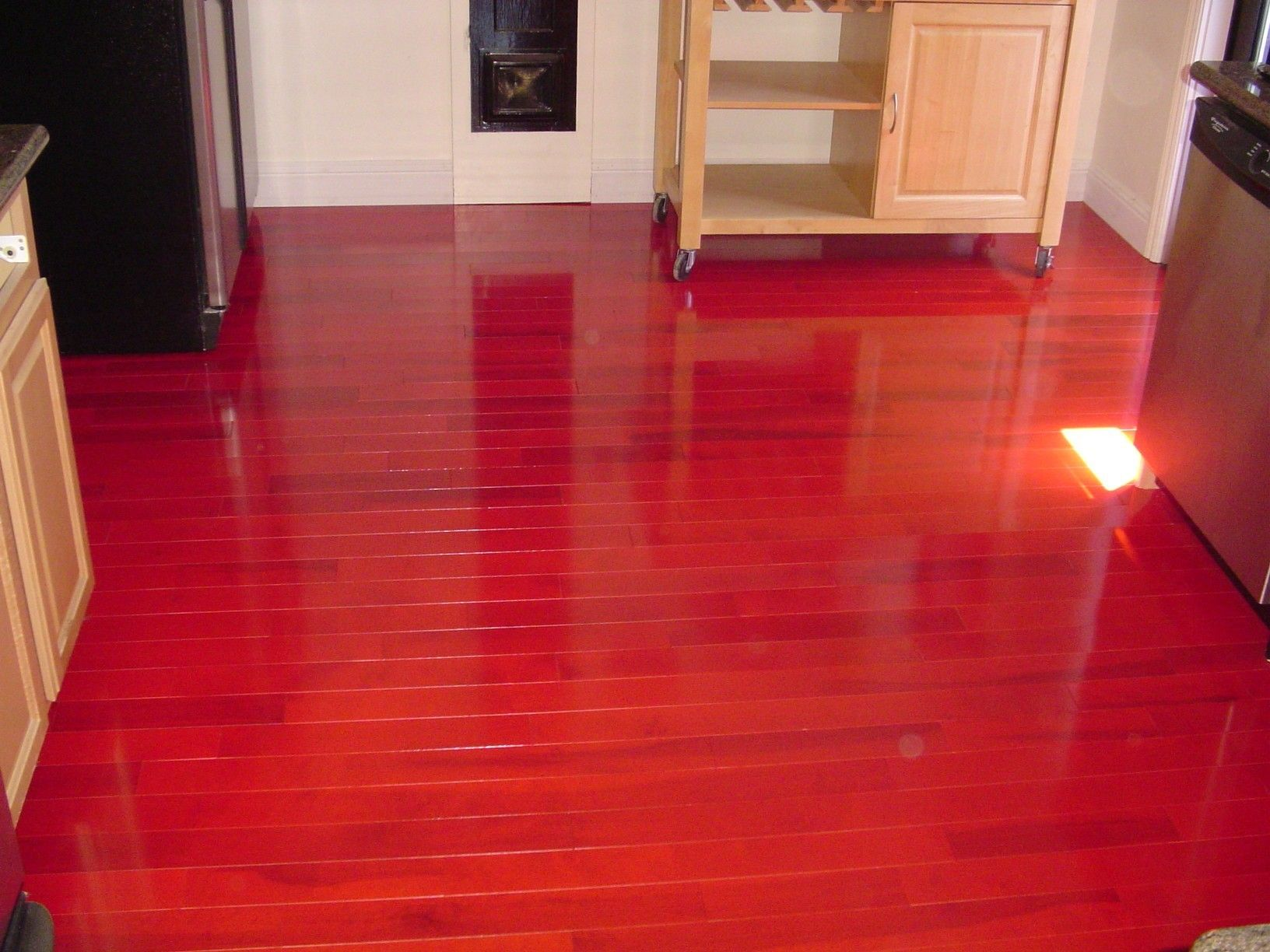 permalink the lumber red flooring redwood reclaimed baron gallery for sale floor wood