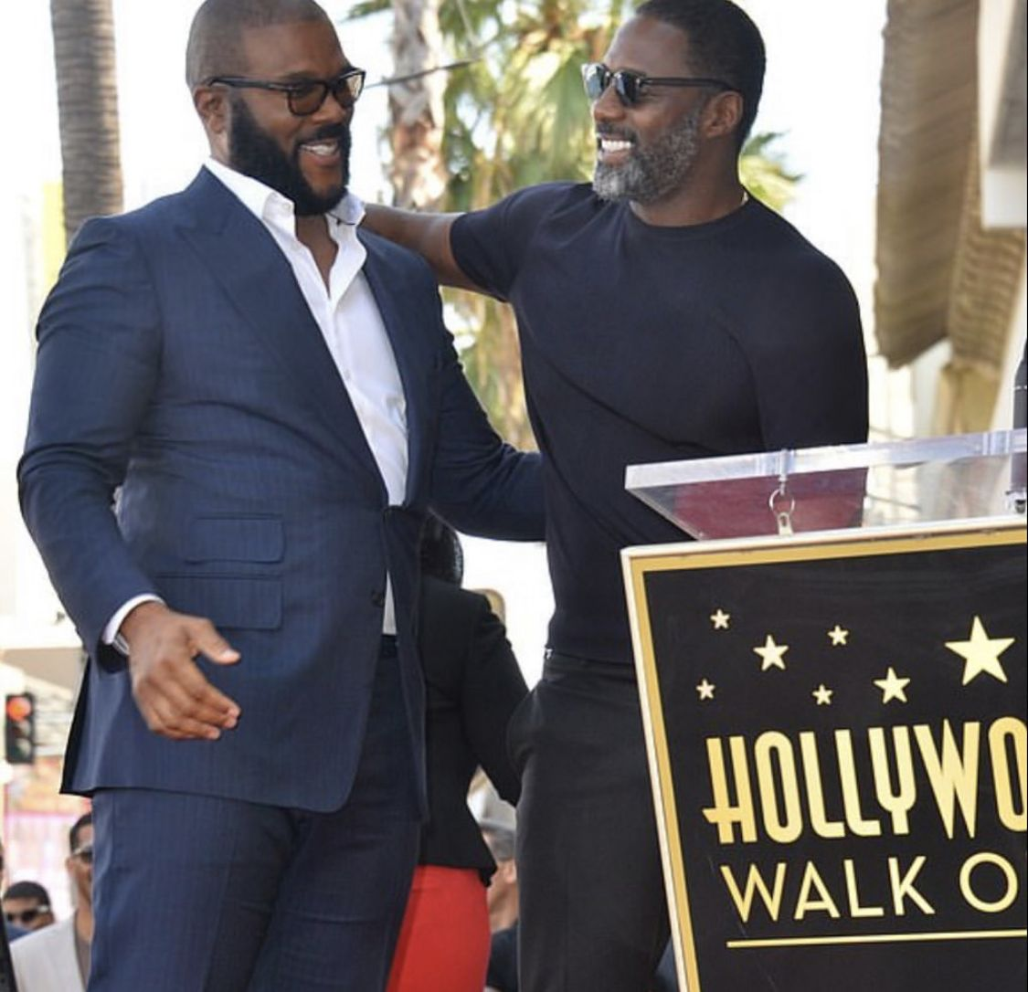 Pin By Terronnia Gray On Idris Elba Amazing Idris Elba Style Idris Elba Walk Of Fame