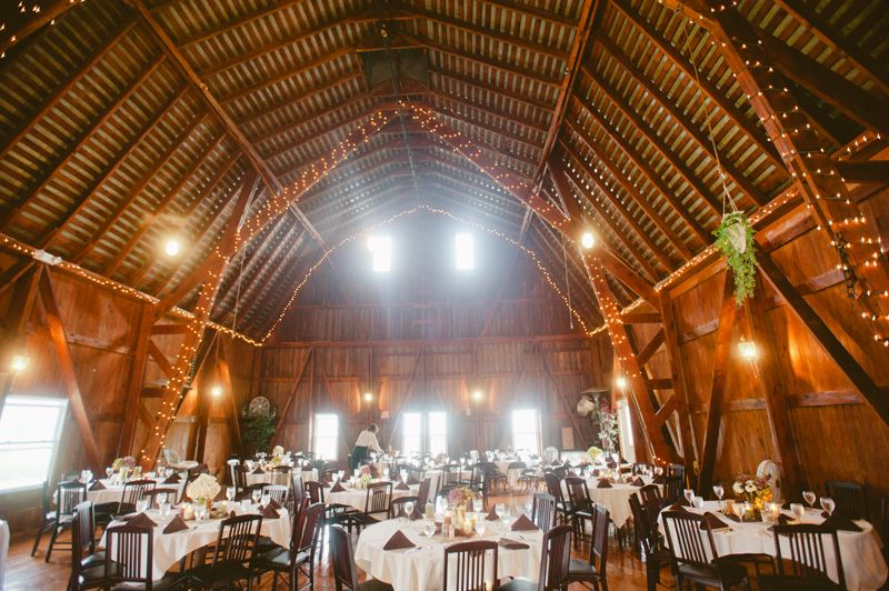 New York Barn Wedding By Divine Light Photography