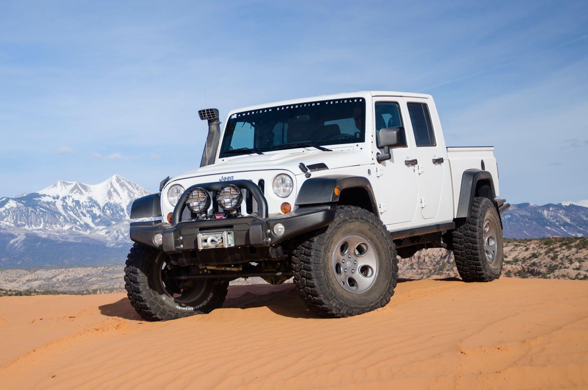 jeep wrangler jk aev brute double cab left front sand 2048—1360