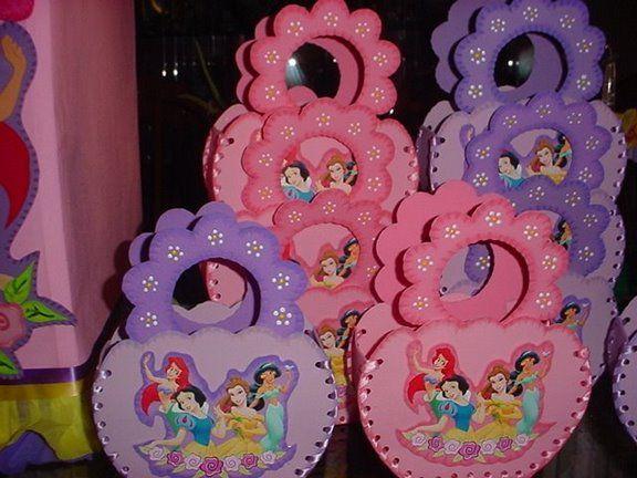 Moldes para dulceros de princesas gratis - Imagui