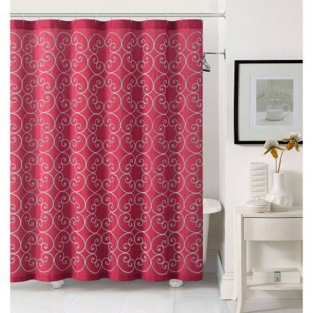 Home Fabric Shower Curtains Colorful Curtains Shower Curtain Sets