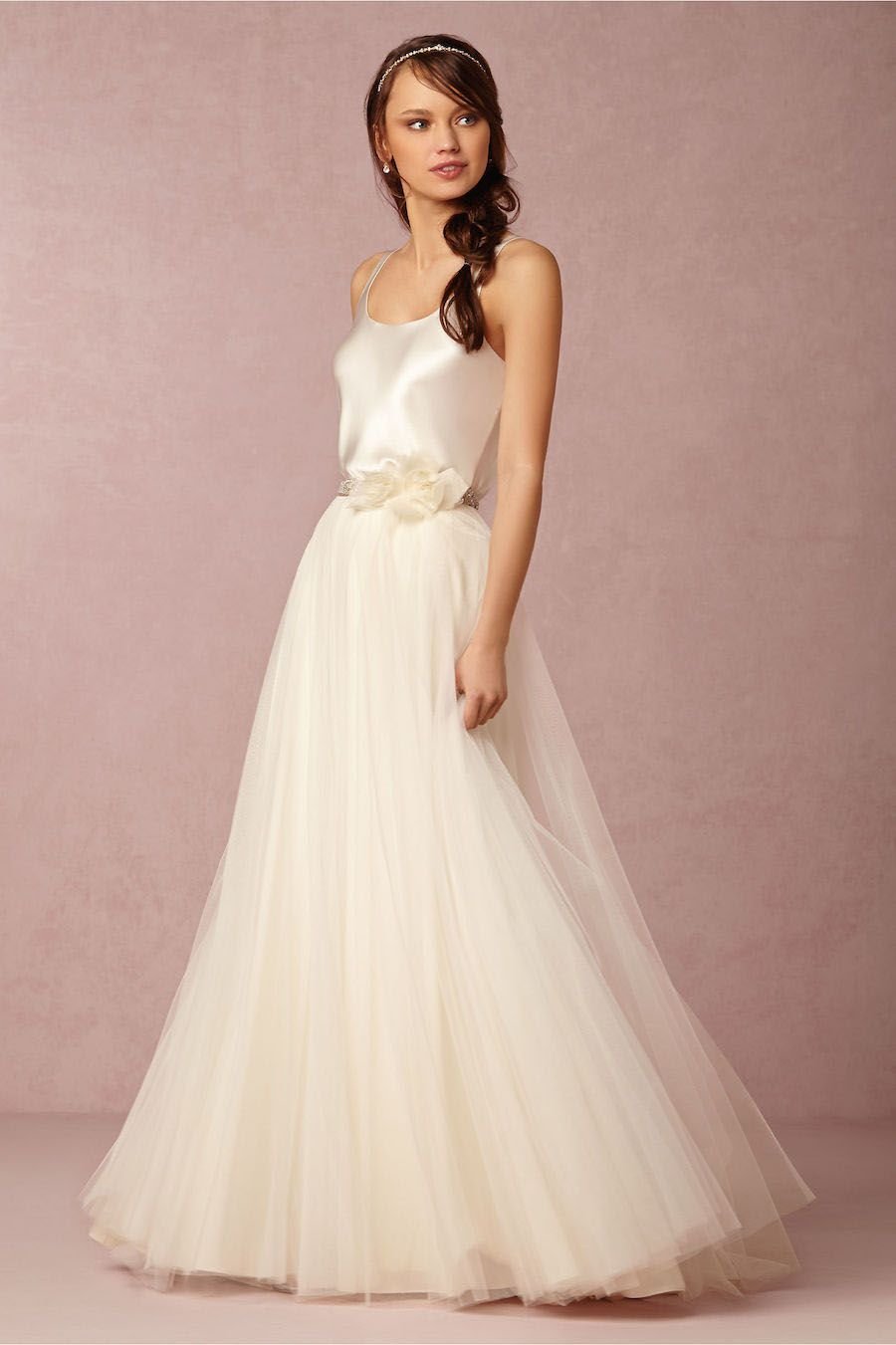 Sun-Kissed Glamour: BHLDN\'s Spring II Collection | Tulle skirts ...