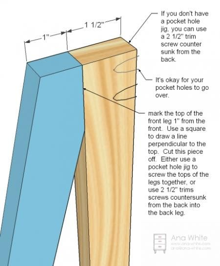 Wooden Ladder Bookshelf Plans DIY blueprints Ladder bookshelf plans From DIY Or you could follow our plans and knock one out in an afternoon Clamping Using special tools and more From