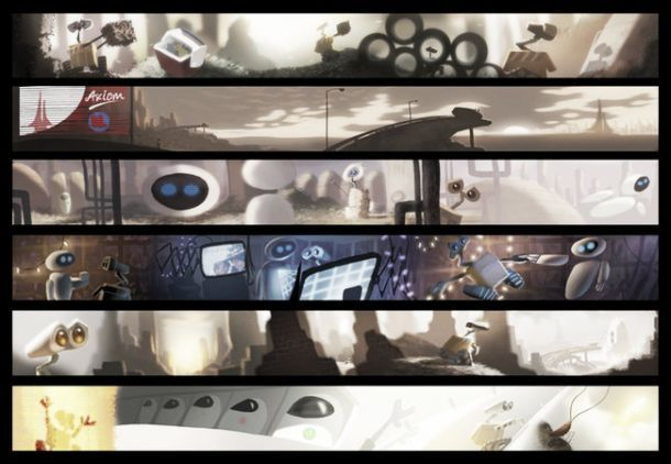 Resultado de imagen para pixar color script