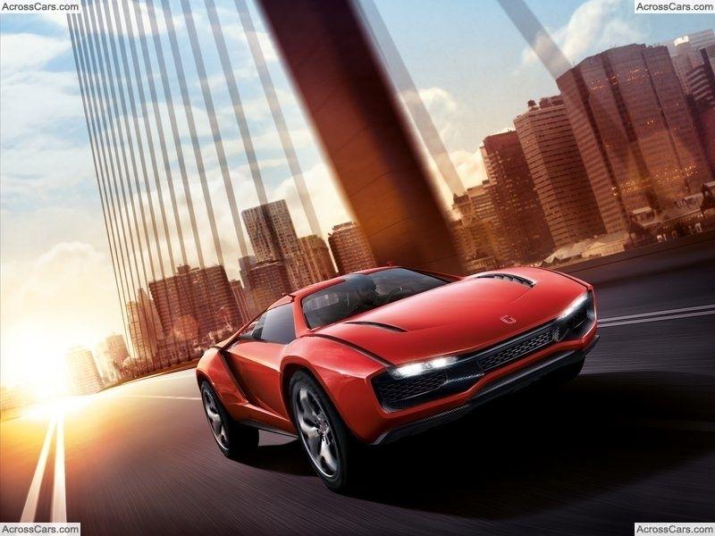 Italdesign Parcour Concept 2013 Cars