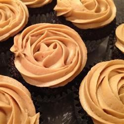 Peanut Butter Frosting @ de.allrecipes.com