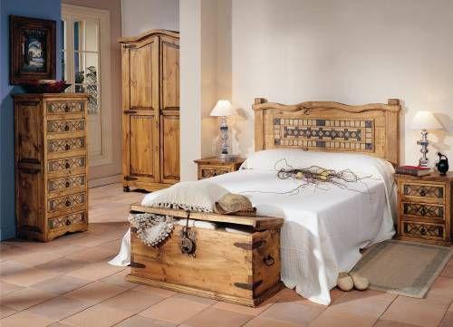 Ideas para decorar el estilo rustico2 baul deco en 2019 - Decoracion interiores dormitorios ...