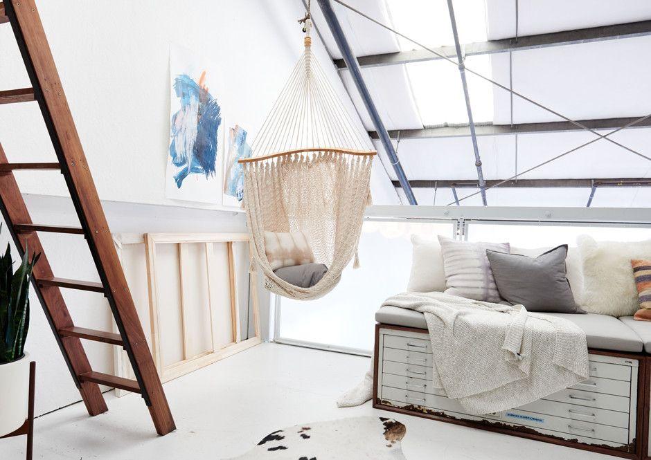 [Interior] Un loft para vivir y pintar – Virlova Style