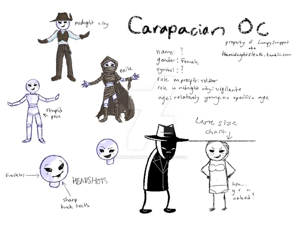 43+ Carapacian info