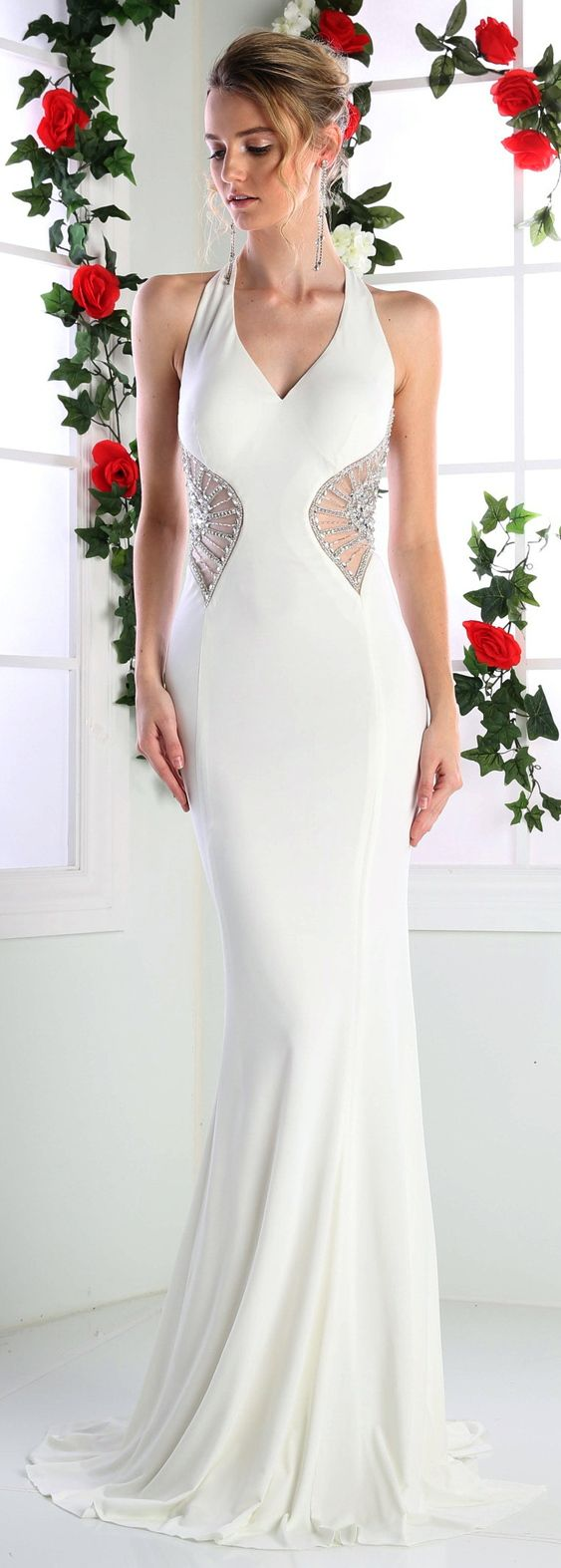 Wedding dresses under $200  White Dresses Special Occasion Dresses by CINDERELLAucBRueaddCRucBR