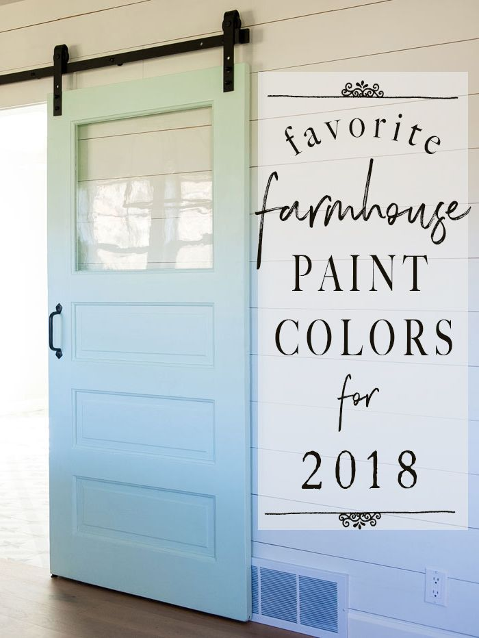 Fixer Upper Paint Colors \u2013 The Most Popular of ALL TIME House