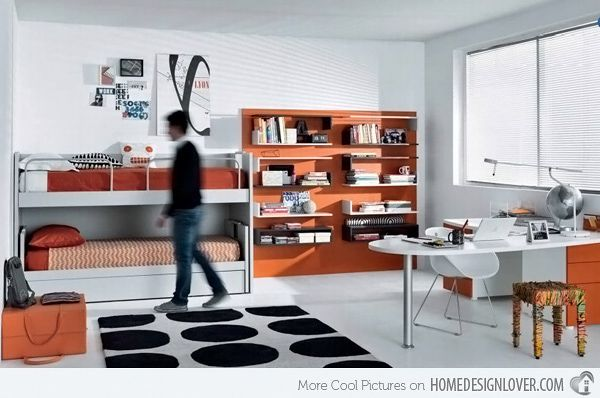 Boys Bedrooms Designs Delectable 20 Teenage Boys Bedroom Designs  Bedrooms Boys And Room Ideas Inspiration