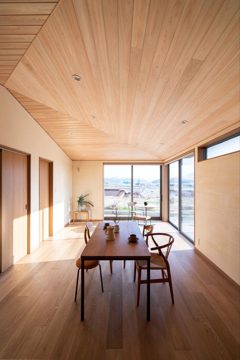 普通の天井じゃつまらない 美しいデザインの天井 木まま 2020