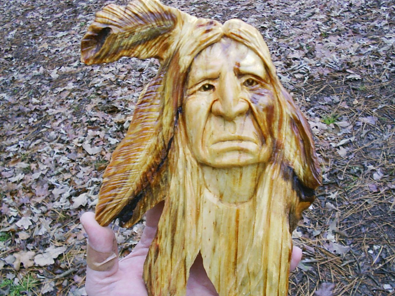 indian wood carvings | Native American Indian Archive Gallery | wood ...
