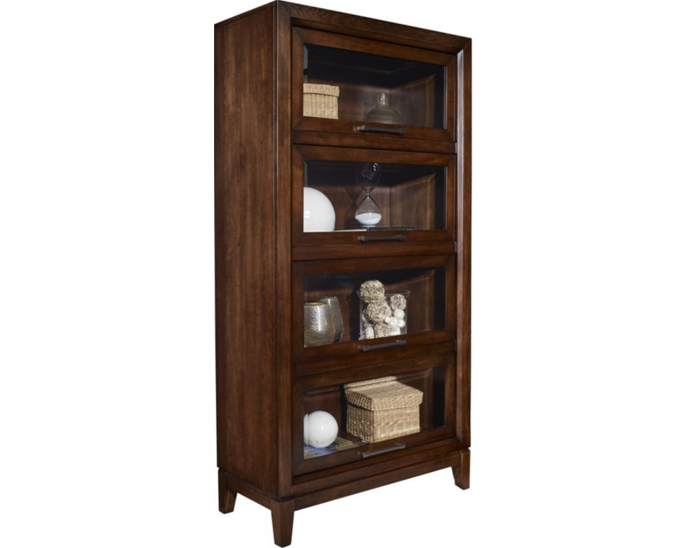 Studio 1904 Tall Lawyer Bookcase Bookcase Living Room Sets