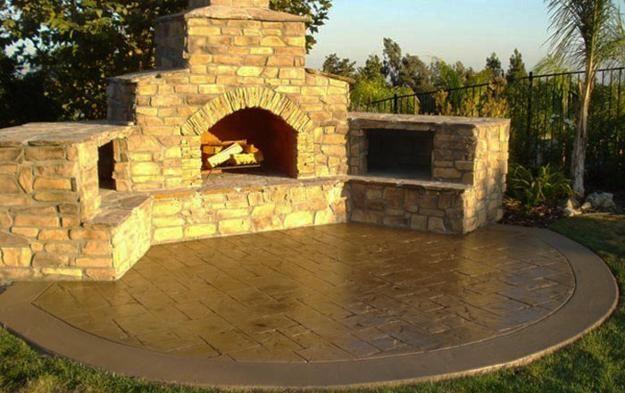 20 Modern Fireplace Design Ideas For Outdoor Living Spaces Casas