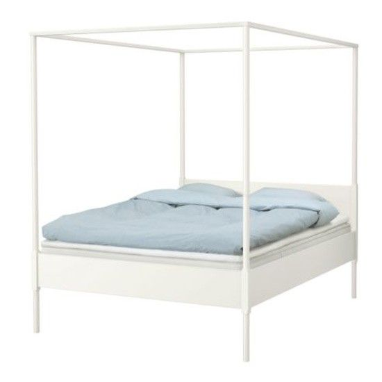 Himmelbett ikea edland  Four-poster Beds - Our Pick of the Best | Bed photos, Bedrooms and ...