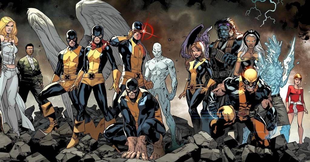 The Full List Of X Men Characters Members X Men Marvel Comics