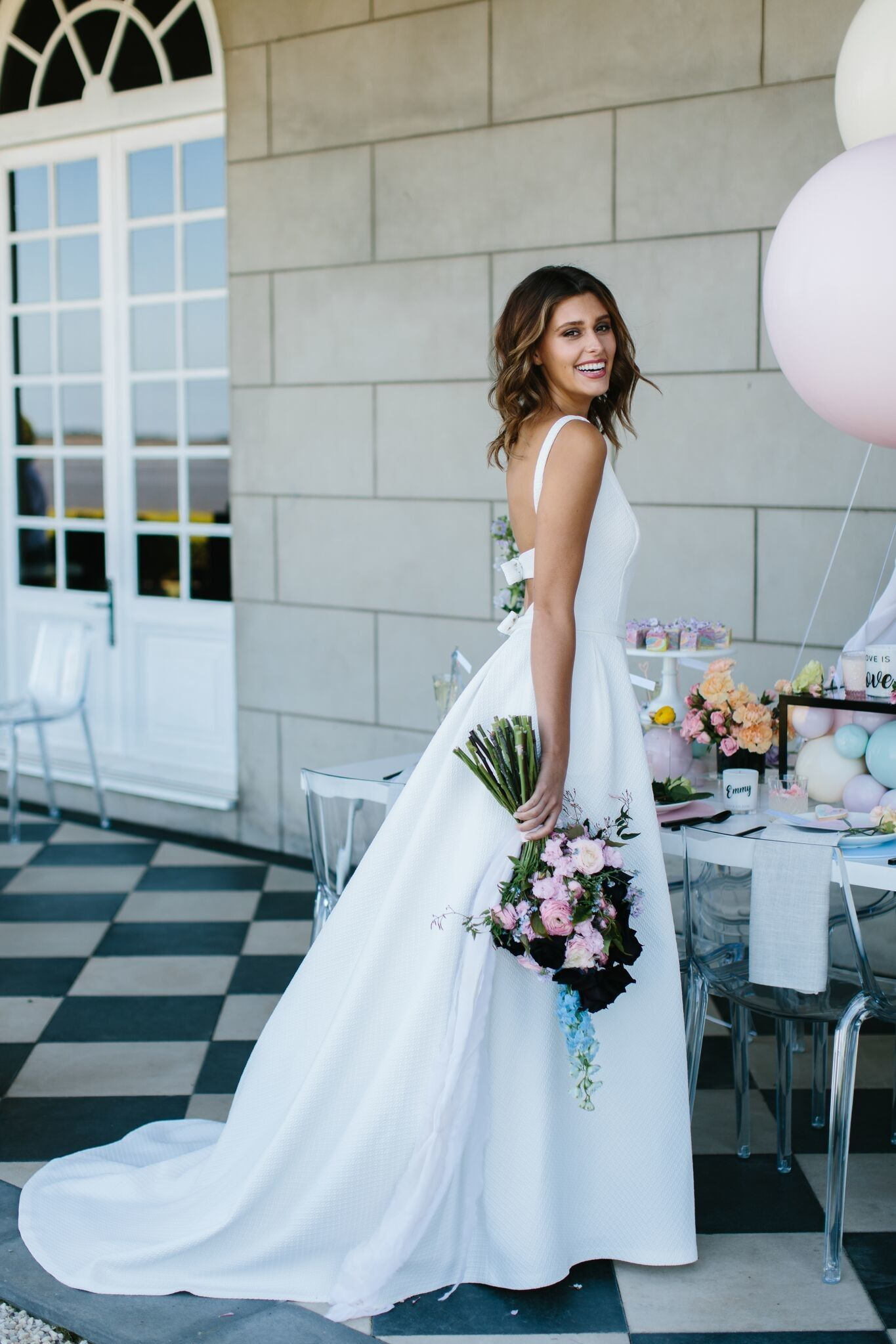 Rosa Clara Apolo available at Raffaele Ciuca Bridal Low back wedding ...