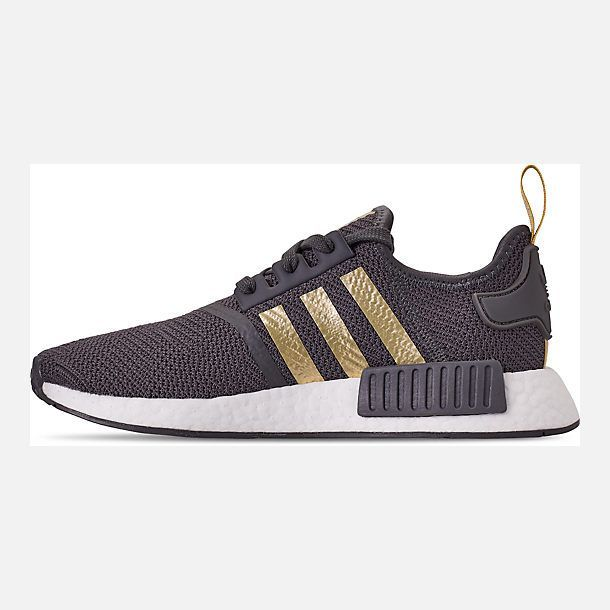Blonde Highlights Discover Womens adidas NMD R1 Casual Shoes ...