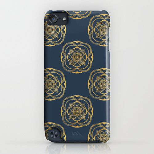 Nights in #Blue and #Gold iPhone & #iPod #Case