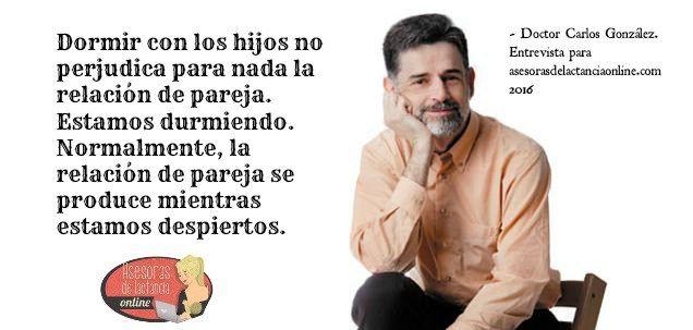 Entrevista A Carlos González El Término Crianza Con Apego