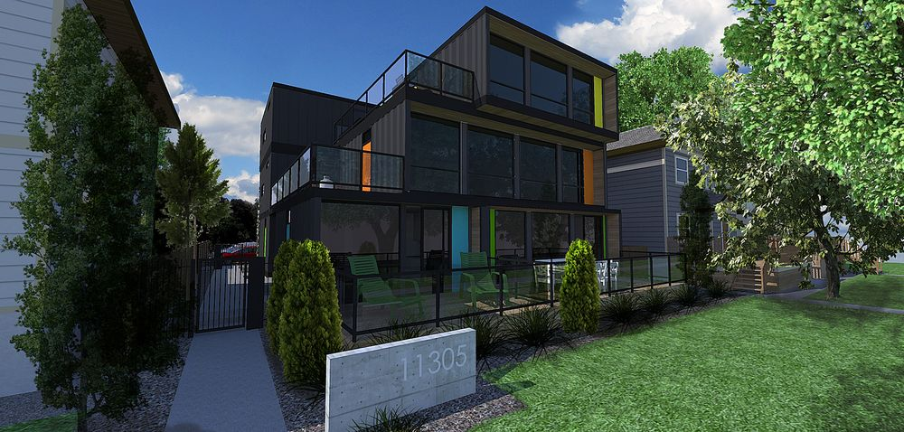A Major Benefit Of Prefab Homes Is Efficiency, Starting From The Speedy,  Precise Construction Process To The Innovative Green Features Readily Built  Into ...