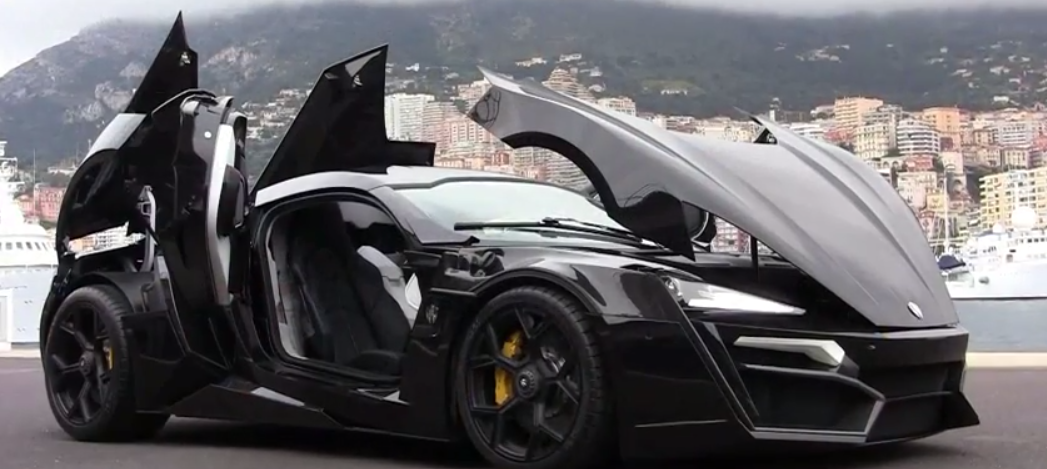 Lykan Hypersport Looks And Sounds Immense (VIDEO | Lykan hypersport ...