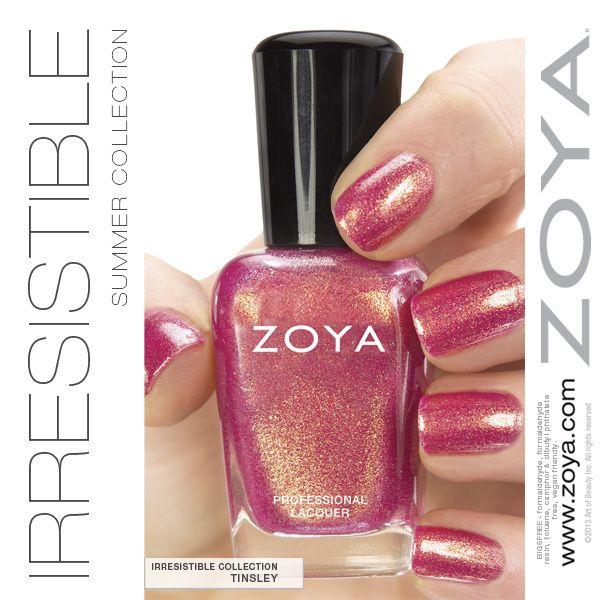 Zoya Nail Polish Zoya Nail Care Treatments And Zoya Hot Lips Lip