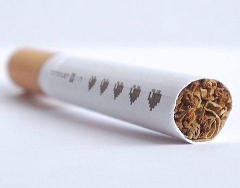 Cigarety inšpirované videohrami