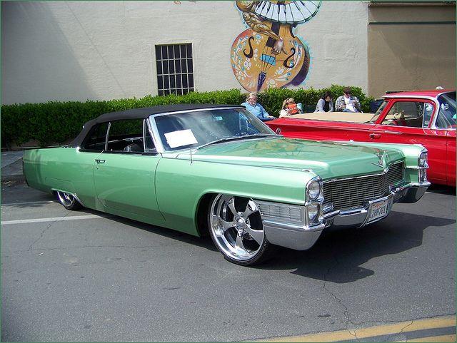 Cadillac Convertible Custom 1965