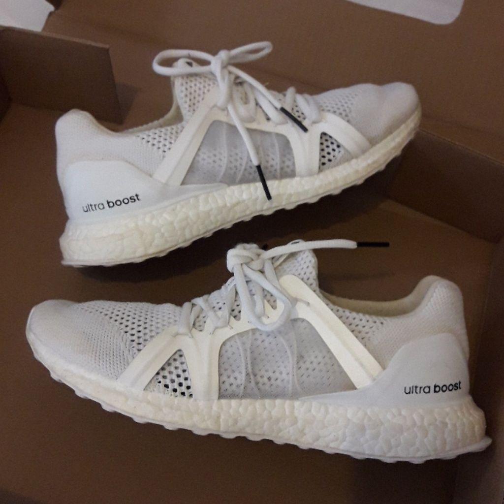 adidas ultra boost stella mccartney white