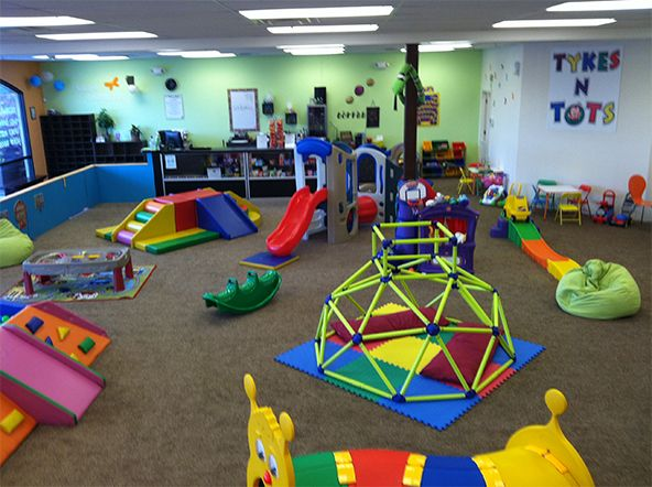 Tykes n tots indoor playground is one of vegas families for Best indoor playground for toddlers
