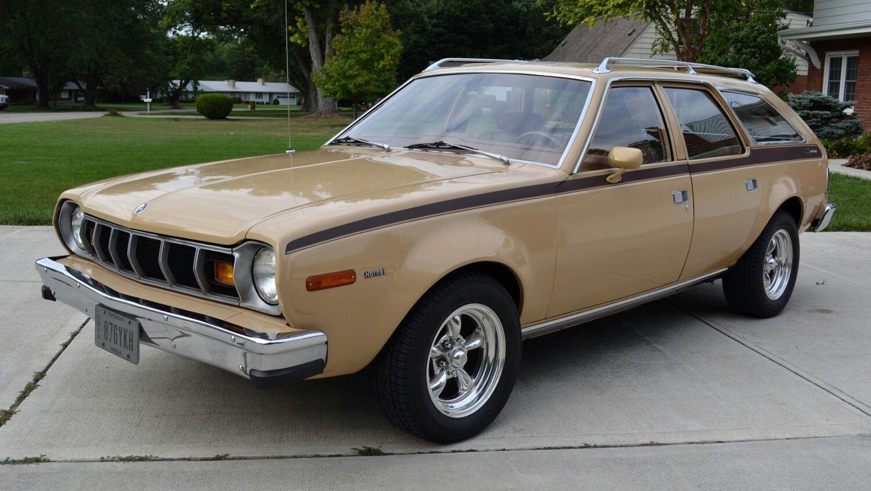 1973 AMC Concord Wagon American motors, Classic cars usa