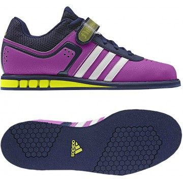 adidas Powerlift 2 0 Ladies Weight Lifting Shoes  Pink