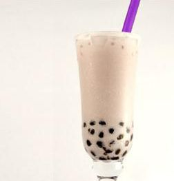 Bubble Tea! It brings back fond memories of that little sushi restaurant I used to go to...