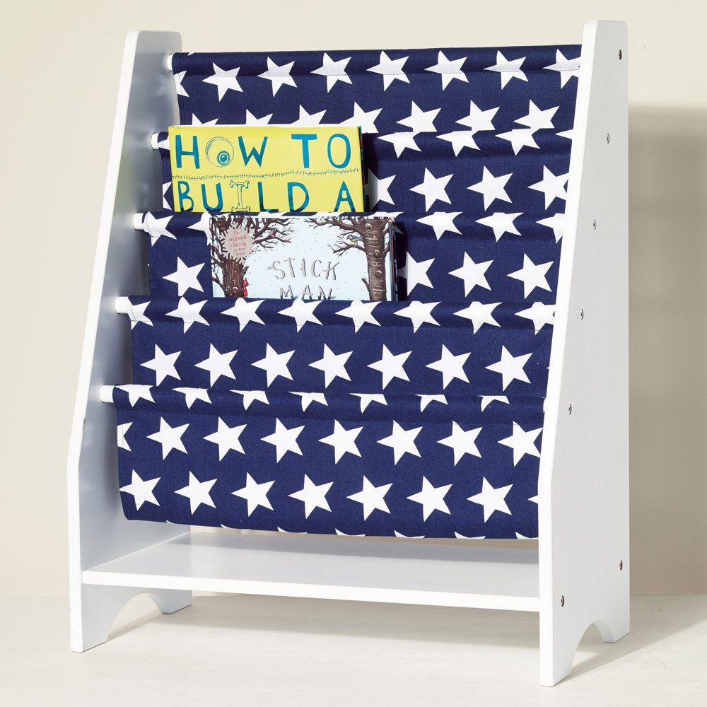 Sling Bookcase Grey Star New Nursery Ideas Sling