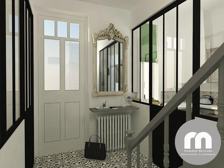 R sultat de recherche d 39 images pour entree ann e 30 meubles industriels home decor home - Maison des annees 30 ...