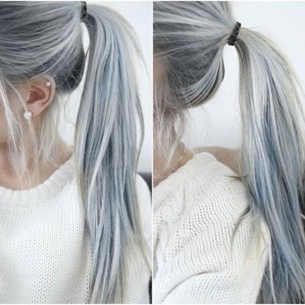 La nueva tendencia es teñirse el cabello como abuelita | 2017 ...