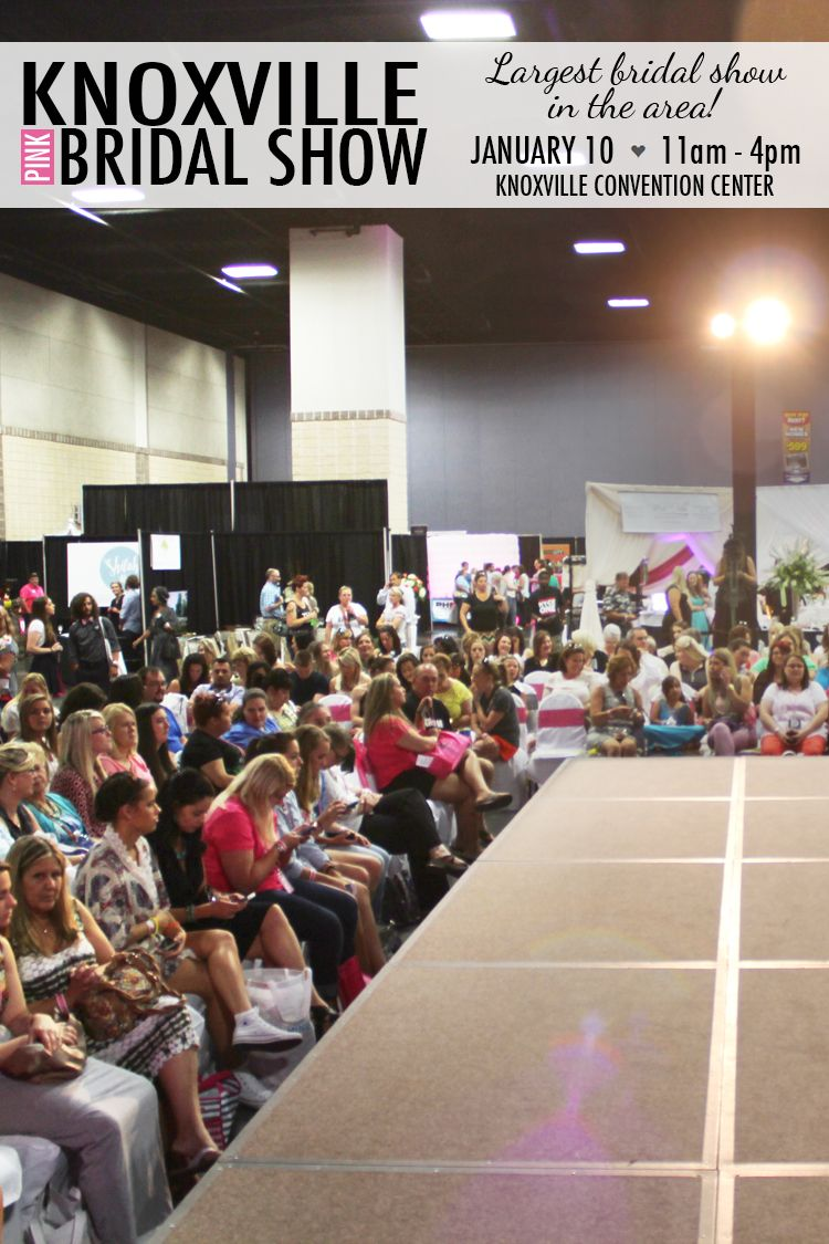 Find every #weddingplanning resource you need at our Knoxville Pink Bridal Show®. Get your tickets today! ♡♡♡