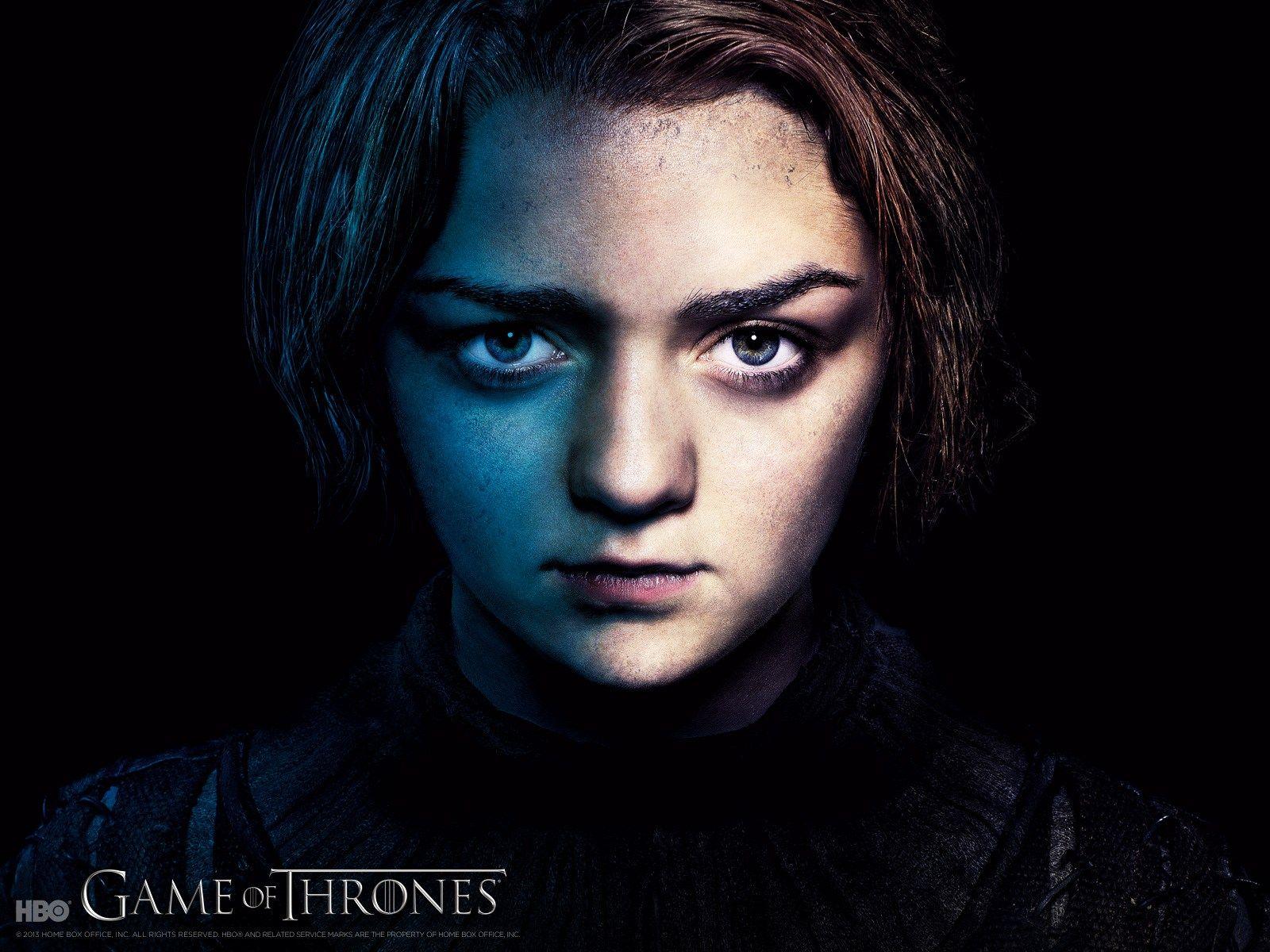 Arya Stark Hd Wallpaper