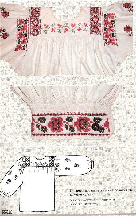 Донеччина. Радикал-Фото: Картинка | embroidery | Pinterest | Bordado ...