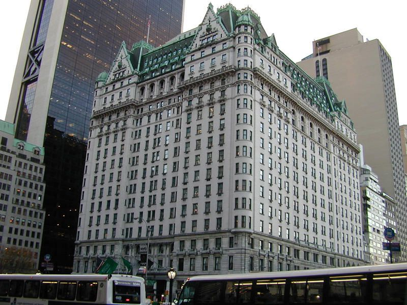 New York Plaza Hotel Live A Luscious Life With Www Mylusciouslife