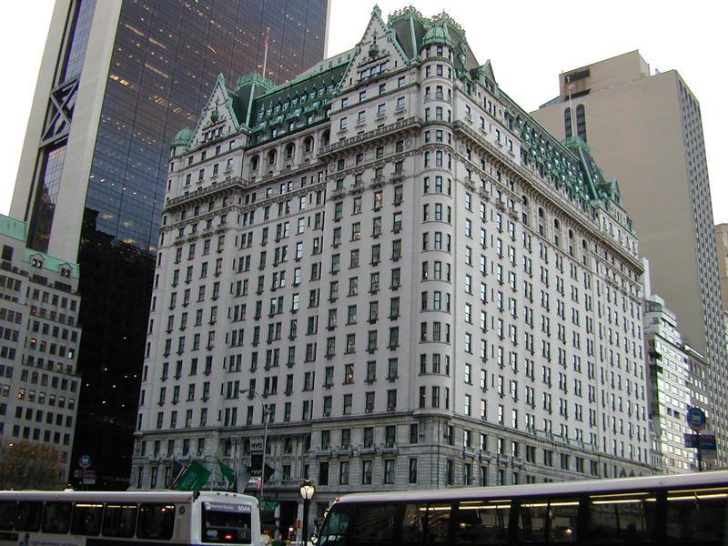 New York Plaza Hotel Live A Luscious Life With Www Mylusciouslife